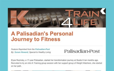 A Palisadian's Personal Journey to Fitness