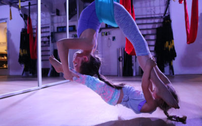 Aerial Kids Fitness Summer Camp at Studio K