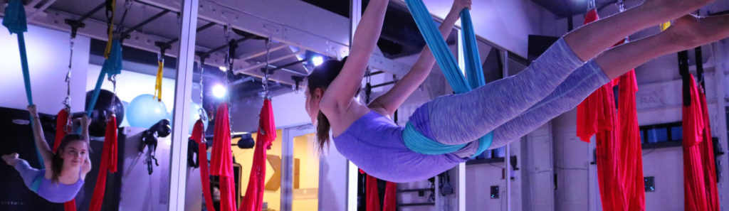 Studio K_Kids Fitness Classes Aerial Yoga Antigravity
