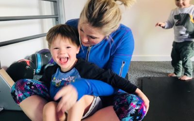 Yoga For Tots & Moms