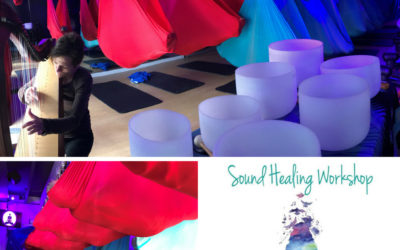 Sound Healing Workshop with Monique Hitzman